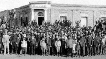 Historia. La rebelión agraria de los pequeños y medianos arrendatarios en 1912 sacudió el sur de Santa Fe.