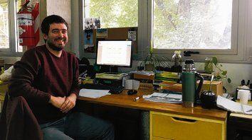 investigador. Aguiar, autor del estudio sobre producción y alimentación.