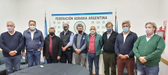 La Mesa de Enlance analizó en Rosario medidas de protesta contra el cepo exportador