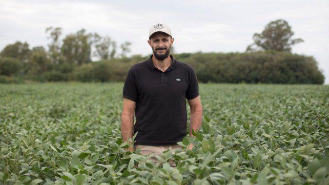 """No solo redujimos costos sino también evitamos fitotoxicidades si hubiésemos tenido que aplicar herbicidas más de una vez en el lote de soja"""""""