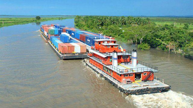 Futuro. En tres meses vence el contrato de la actual concesión de la hidrovía.