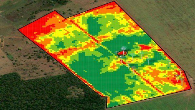 Optimus recomienda a los agricultores la mejor semilla para el cultivo de soja en su parcela.