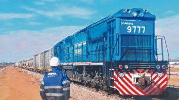 El Ministerio de Transporte de la Nación firmó la enmienda 4 con la empresa China Machinery Engineering Corporation. El acuerdo permitirá ampliar las obras.
