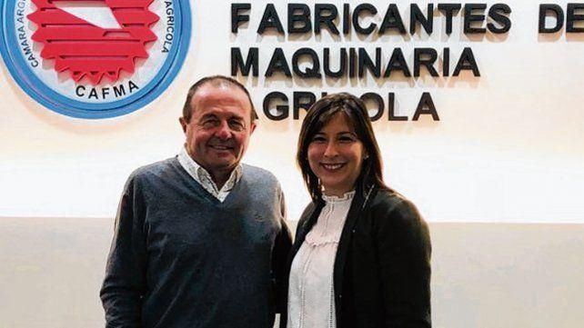 Cafma delinea estrategias con su par uruguaya