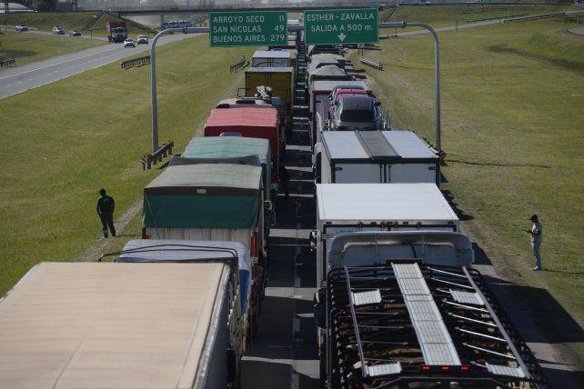 La carta de porte electrónica obligatoria permitirá mejorar la trazabilidad del transporte de granos.