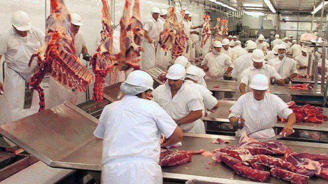 La exportación se realizó desde la planta Pontevedra perteneciente a Swift Argentina