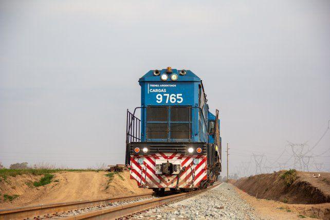 La recuperación y el desarrollo del ferrocarril es clave para la producción agropecuaria.