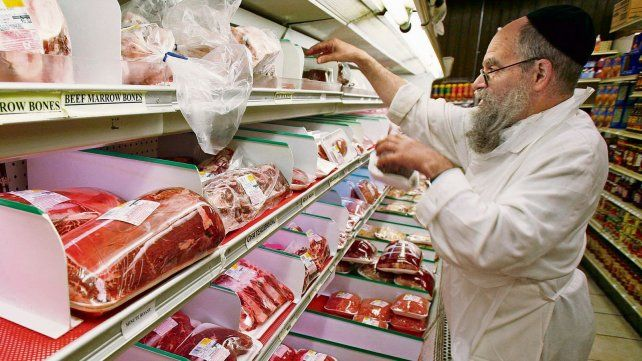 Cortes de carne kosher (Foto: AP)