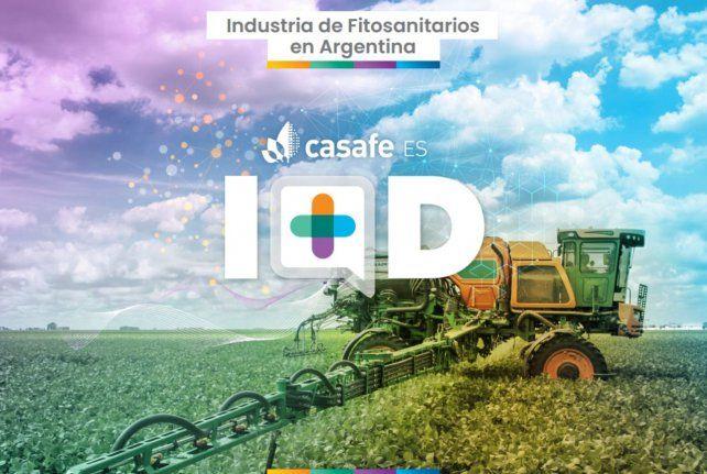 La industria nacional de fitosanitarios en números