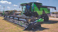 Metalfor sale a competir con las grandes multinacionales en el segmento de cosechadoras.