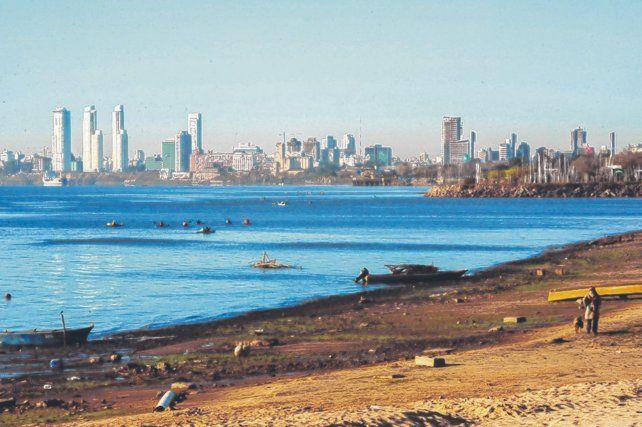 La bajante del río Paraná es histórica y pone en crisis el modelo económico actual.