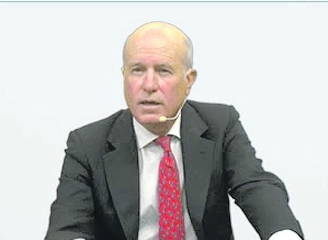 Zubizarreta, presidente de Acsoja, planteó la agenda sectorial.