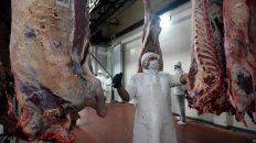 la produccion de carne para consumo fue la mas baja de los ultimos 18 anos