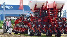 la venta de maquinaria agricola cayo 7,6% en el segundo trimestre