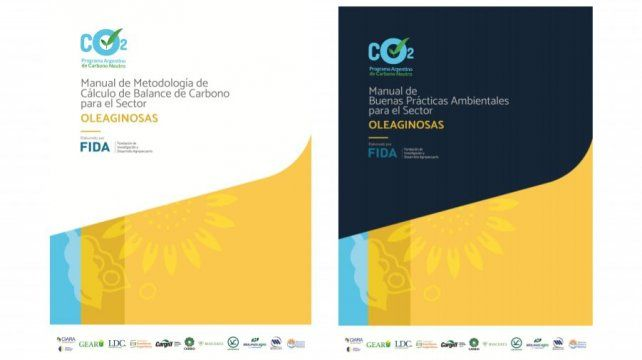 Se presentaron manuales para calcular y mejorar el balance de carbono de la industria oleaginosa