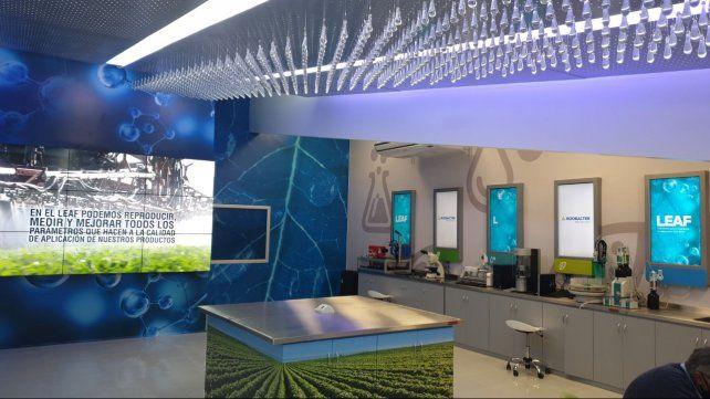 Con una inversión de u$s 550.000, Rizobacter lanzó un laboratorio único en la región