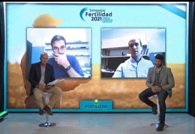 Primera jornada del Simposio Fertilizar 2021.