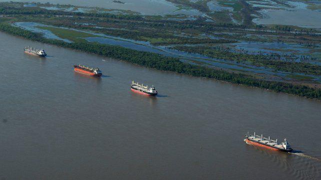 Agroindustria: advierten por el colapso marítimo que paraliza las exportaciones
